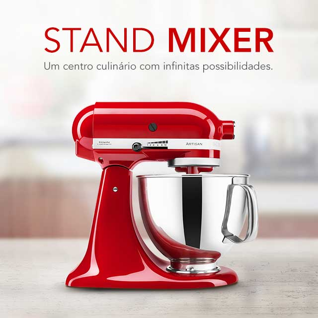 Banner Stand Mixer - generico