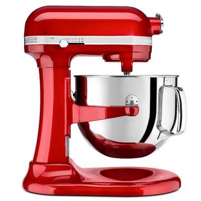 Batedeira Stand Mixer Artisan Empire Red Kitchenaid2