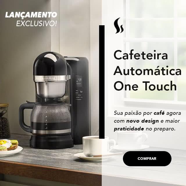 Banner Lançamento Cafeteira - generico