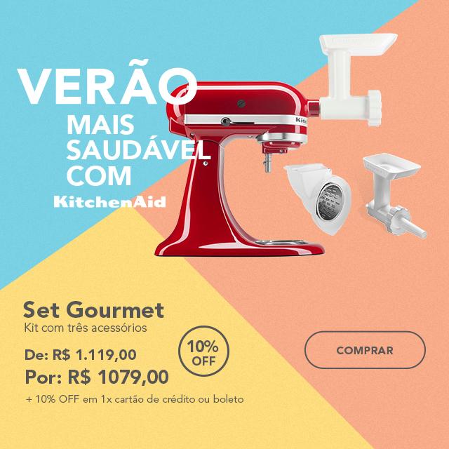 Banner Verao Set Gourmet - generico