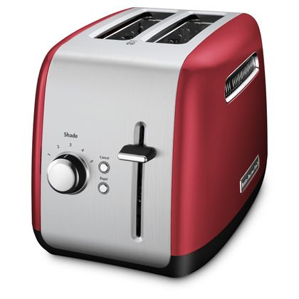 Torradeira Manual 2 Fatias - Empire Red 110V