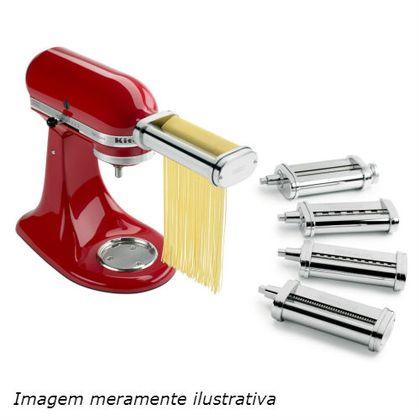 Set Pasta Deluxe Para Stand Mixer Kin04Ar