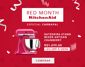 Bannerr SM Cranberry Red Month - Mobile